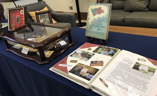 War Letters on Display